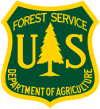 US Forestry Service logo